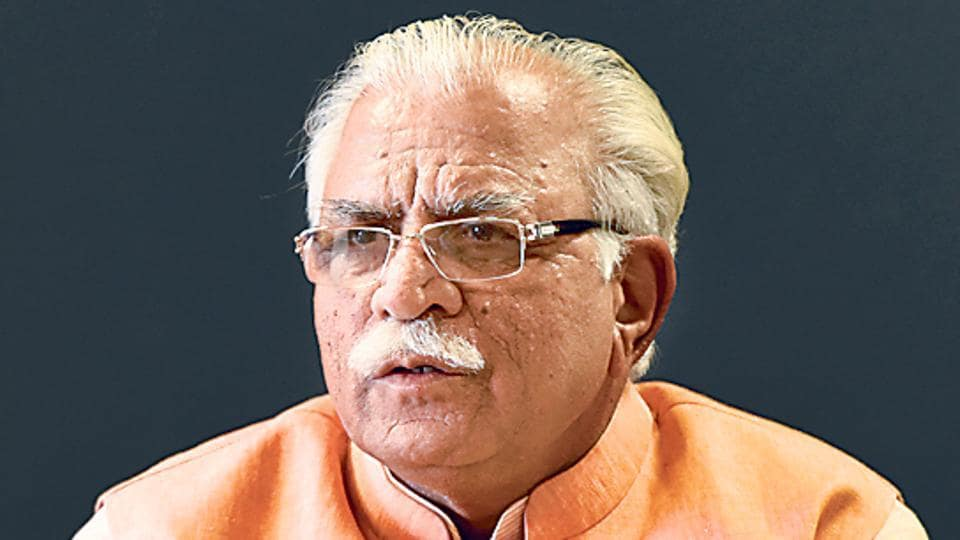 Haryana chief minister Manohar Lal Khattar is facing criticism for alleged mishandling of Dera violence.