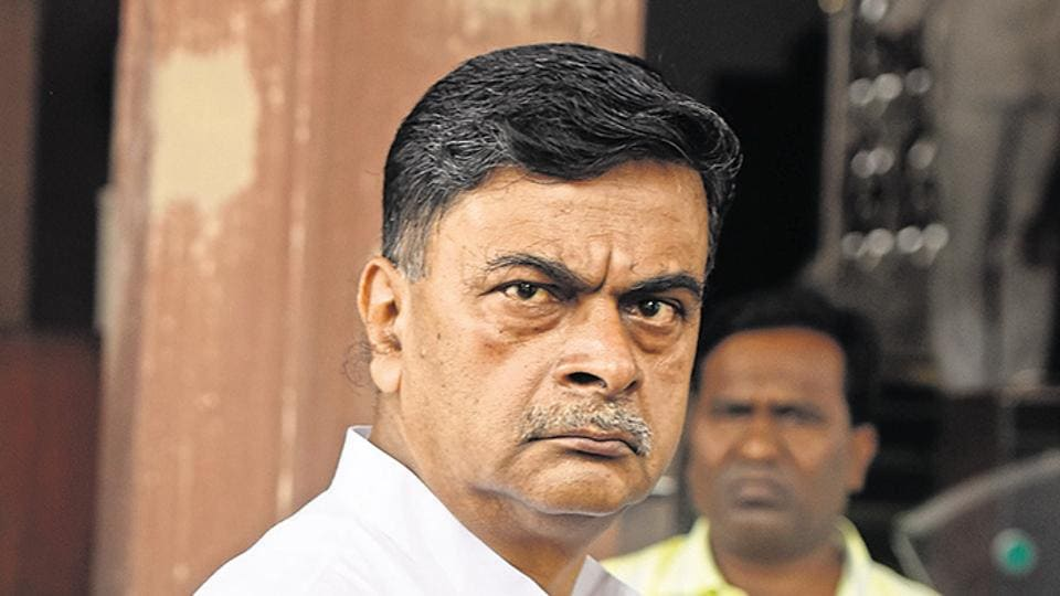 RK Singh, a first-time MP from Bihar, is a 1975-batch IAS officer who was the Union home secretary from 2011 to 2013.