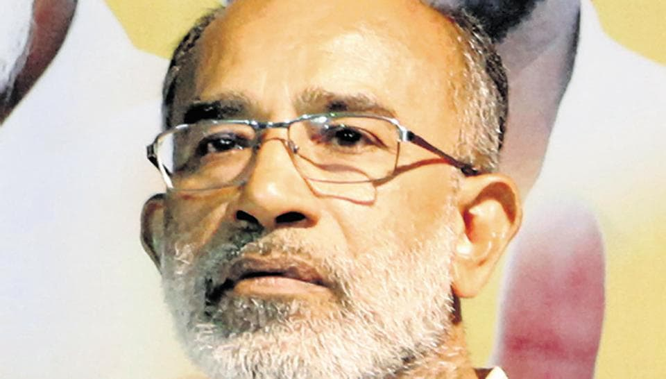 Alphons Kannanthanam got the nickname 'demolition man' during his stint as DDA commissioner.