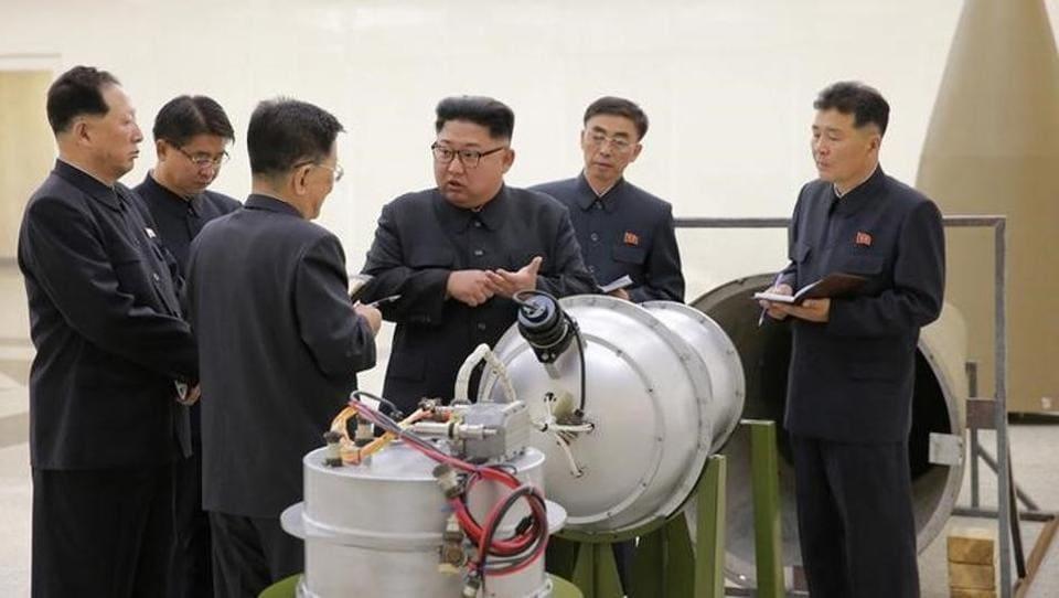 North Korea,Hydrogen bomb,Hydrogen bomb test
