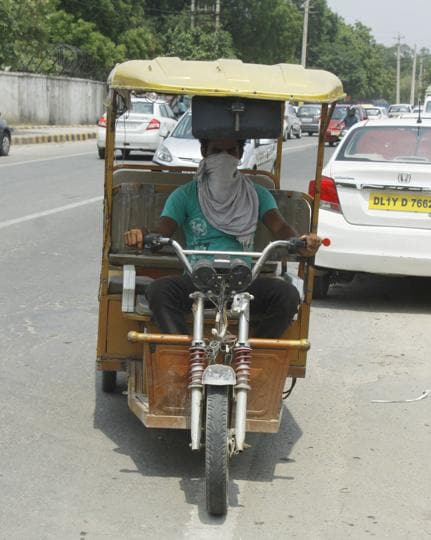 The move to roll out e-rickshaws is aimed at boosting the city's last-mile connectivity.