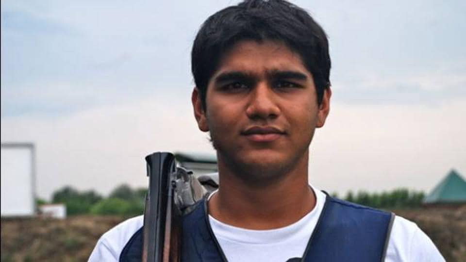 Kynan Chenai shot 17 hits out of the first 25 to be eliminated in sixth place at the Shotgun World Championship.