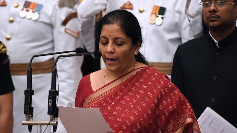 Sitharaman gets Defence, Goyal made Railways Minister