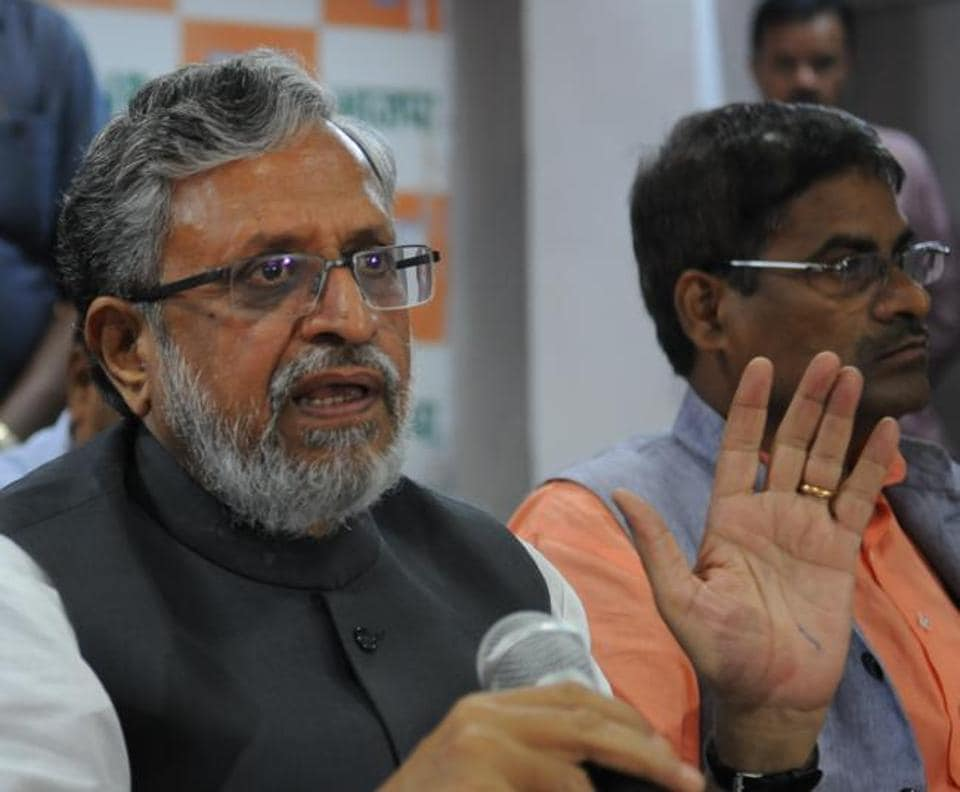 Deputy CM Sushil Modi confirmed  districts had been asked to give report on the status of government accounts.