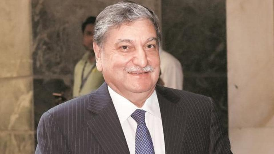 Hussain, who has also worked with Tata Steel, had joined the board of Tata Sons as an Executive Director in July 1999 and then took charge as Finance Director in July 2000.