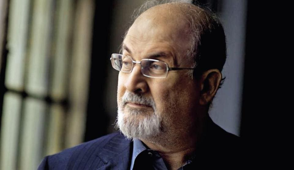 Salman Rushdie says he wanted to attempt a panoramic social novel