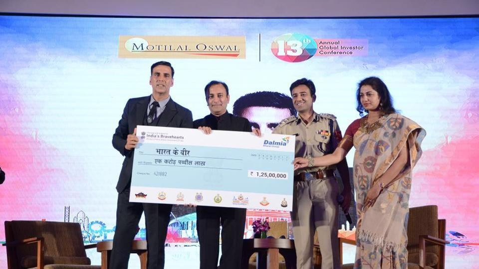 The website launched by Ministry of Home Affairs was suggested by actor Akshay Kumar.