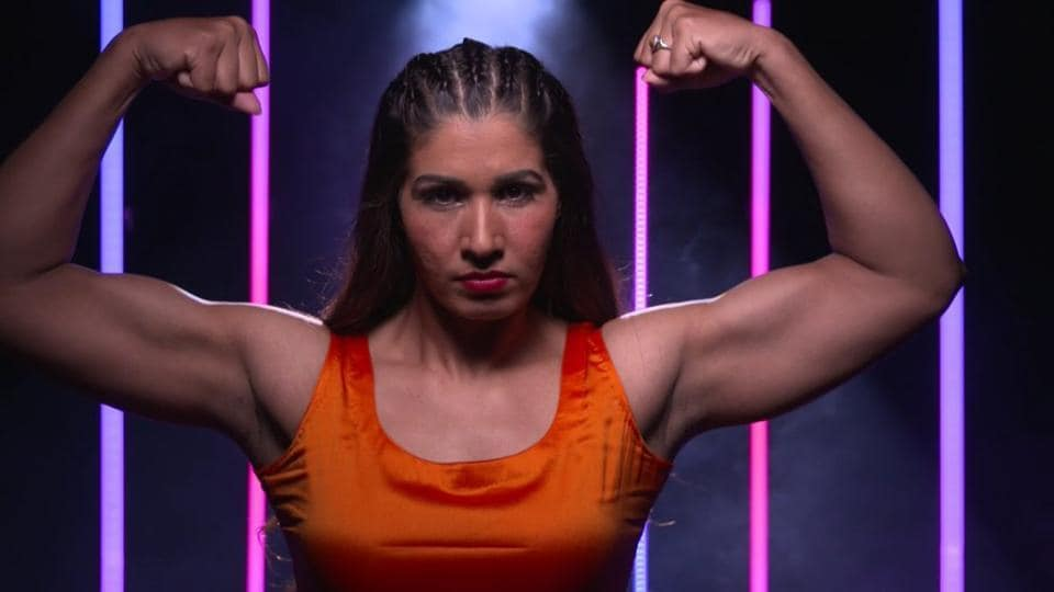 Kavita Devi is the first Indian woman wrestler to compete in WWE.