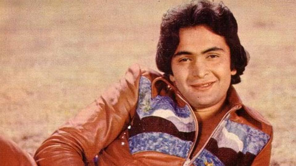 Rishi Kapoor,Randhir Kapoor,Raj Kapoor
