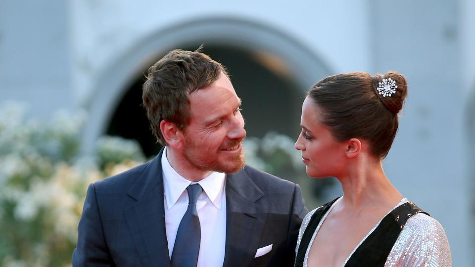Alicia and Michael first got together in November 2014 whilst filming The Light Between Oceans.