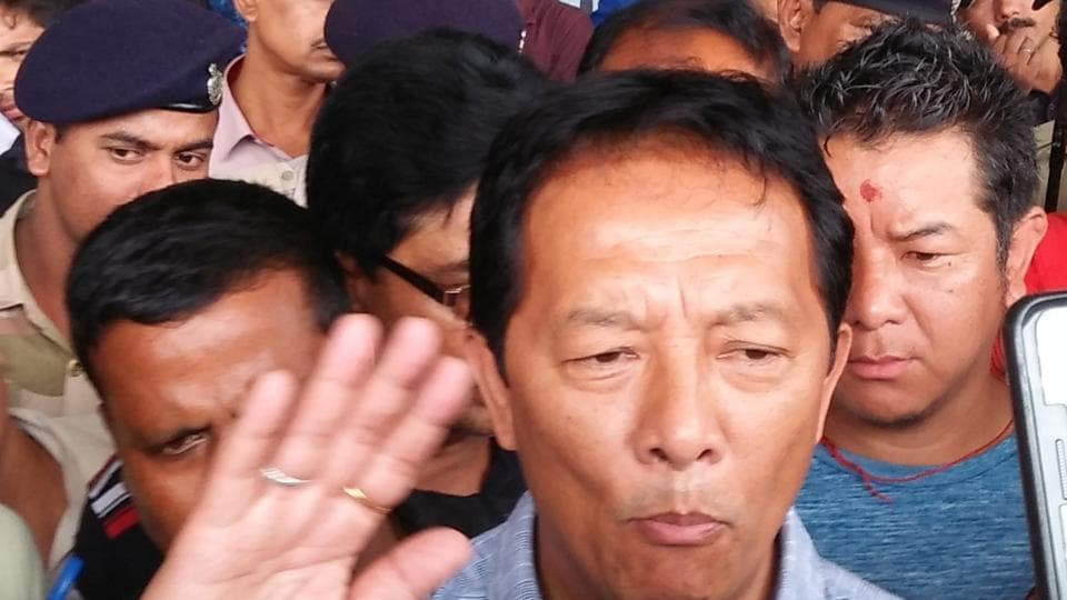 Binay Tamang has accused the GJM leaders to have expelled him illegally. He has said that he will attend the meeting with the state government on September 12 in Siliguri.