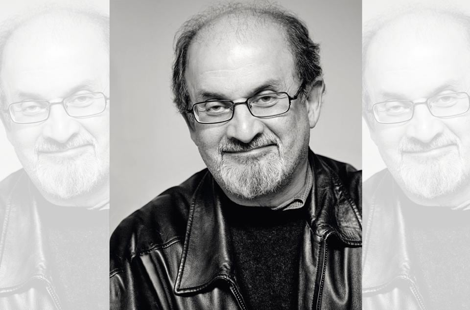 Salman Rushdie says the process of writing his new  novel, The Golden House, was simple