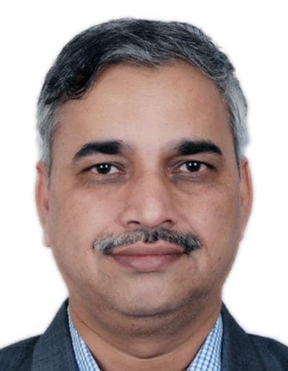 Pune-based activist Vishwambhar Choudhari.