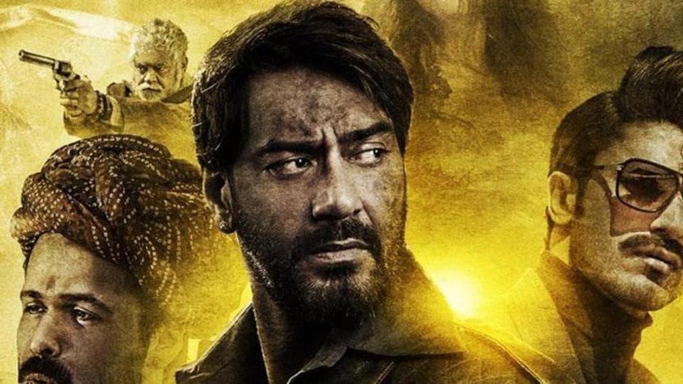 Baadshaho,Baadshaho box office,Ajay Devgn