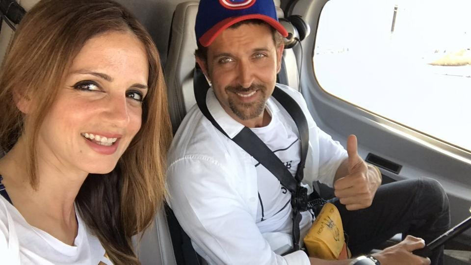 Hrithik Roshan and Sussanne Khan have maintained a cordial relationship despite their divorce. This is the second time that Sussanne came to Hrithik's aid after Kangana Ranaut's allegations .