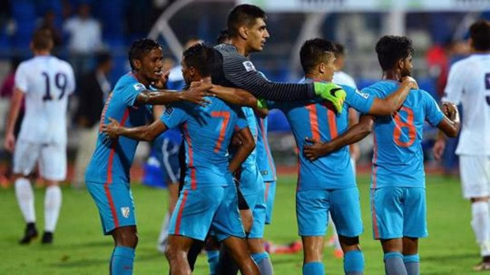 The Indian football team is unbeaten in its AFC Asian Cup 2019 third round qualifying campaign so far.