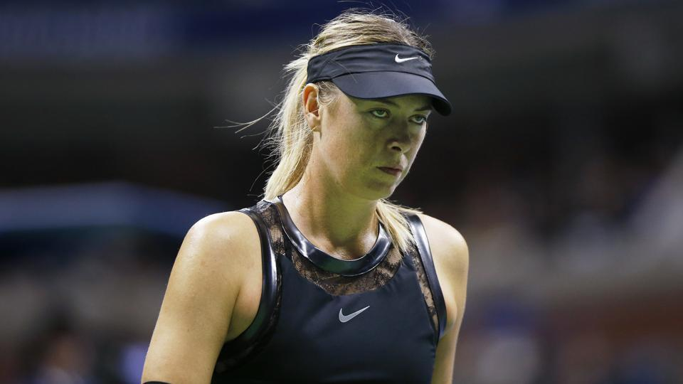 Maria Sharapova,FIR,Gurugram