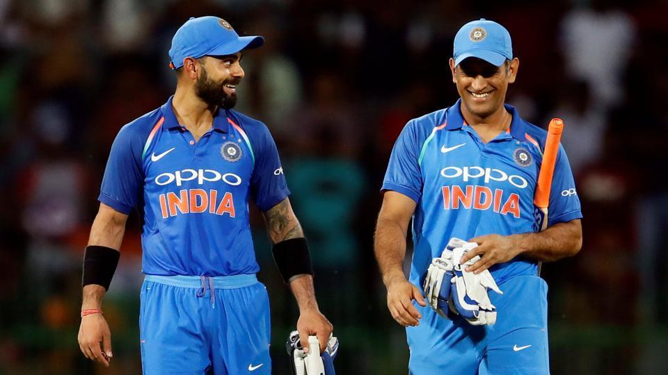 Virat Kohli played a captain's knock as India crushed Sri Lanka by six wickets in the fifth and final ODI on Sunday to complete a 5-0 whitewash.