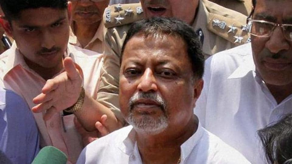 Roy's slide out of favour started soon after reports of his hobnobbing with BJP leaders reached party supremo and Chief Minister Mamata Banerjee.
