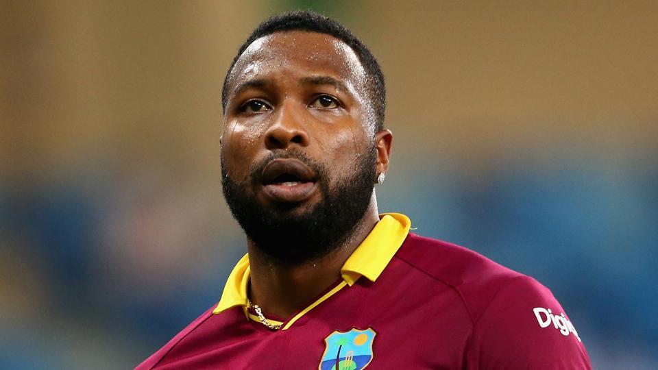 Kieron Pollard bowled a no ball when Evin Lewis was on 97 in a Caribbean Premier League (CPL) game.