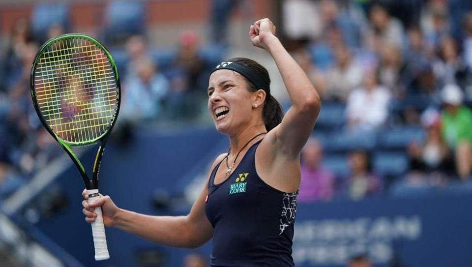 Sevastova will face Sloane Stephens in the quarter-finals. (AFP)