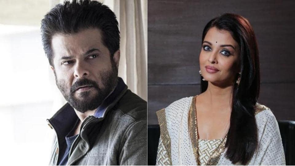 Aishwarya Rai,Fanney Khan,Anil Kapoor