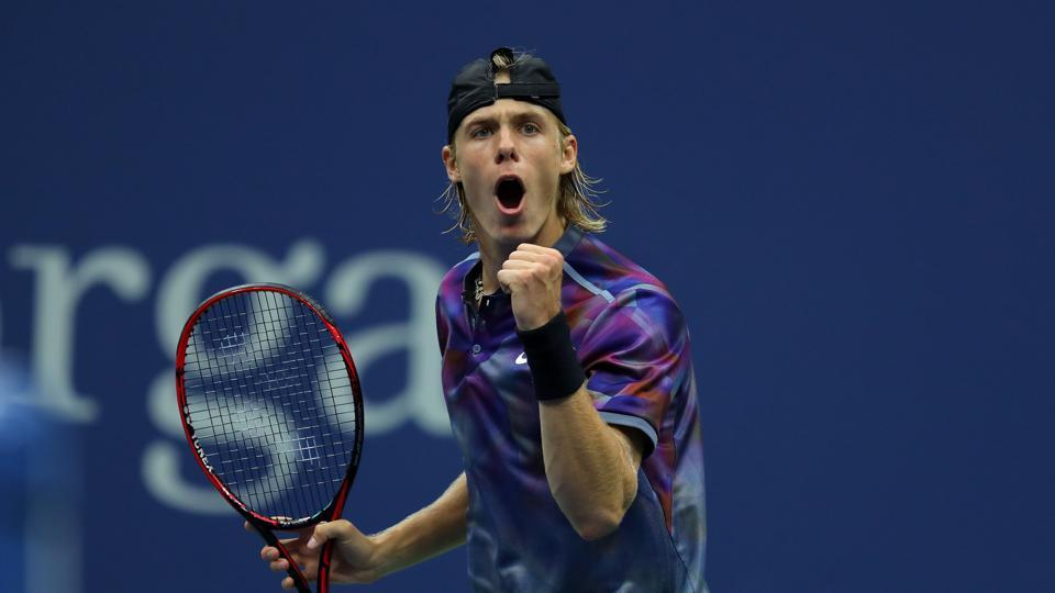 Denis Shapovalov reached the fourth round of the US Open this year.