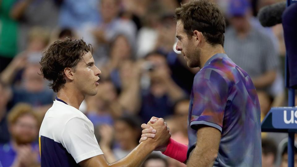 Del Potro will now take on Federer, whom he defeated at the same Grand Slam in 2009 to win his one and only Major. (AFP)