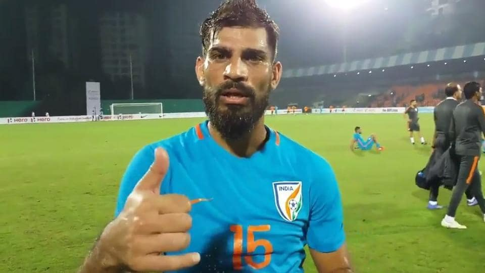 India rode on Balwant Singh's brace to beat Macau 2-0 in their 2019 AFC Asian Cup qualifier. Catch highlights of Macau vs India, 2019 AFC Asian Cup qualifier, here.