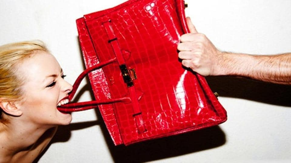 Bags are the great gift horses of the fashion world. Especially if they're made by Hermes.