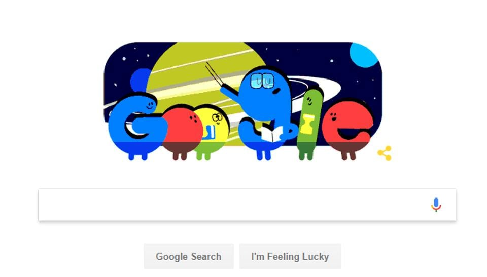 Check out today's Google Doodle.