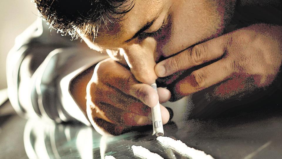 India has 10 million of the world's estimated 247 million drug abusers, the UN estimates.