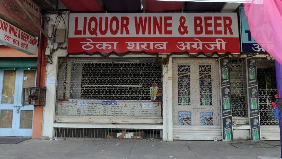 Delhi,Liqour Ban,Delhi Liquor Shops