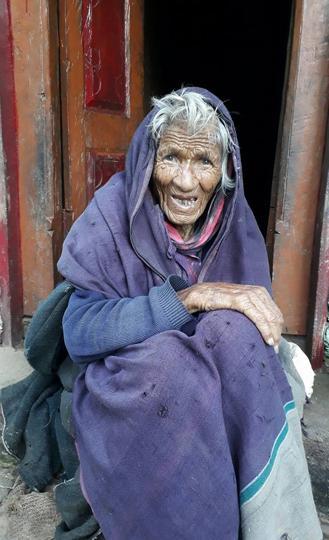 Uttarakhand news,Kedarnath valley,Krishna Devi