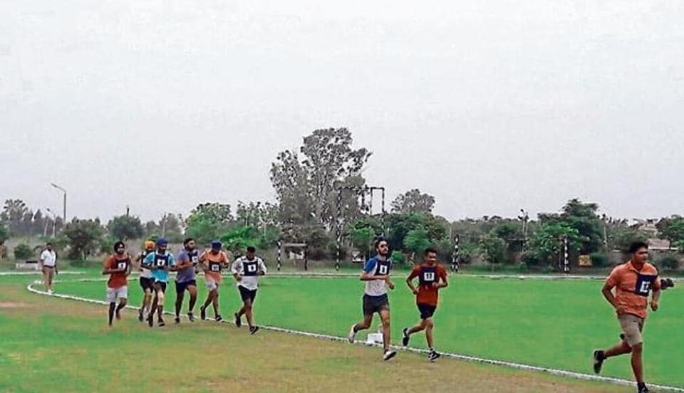 Trainee constables of the Bengal armed police alleged on Tuesday that physical exercises at the Salua facility were gruelling.