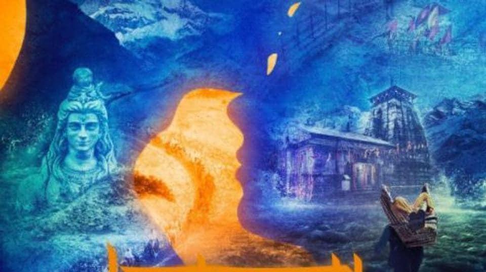 Kedarnath,Kedarnath Poster,Sushant Singh Rajput