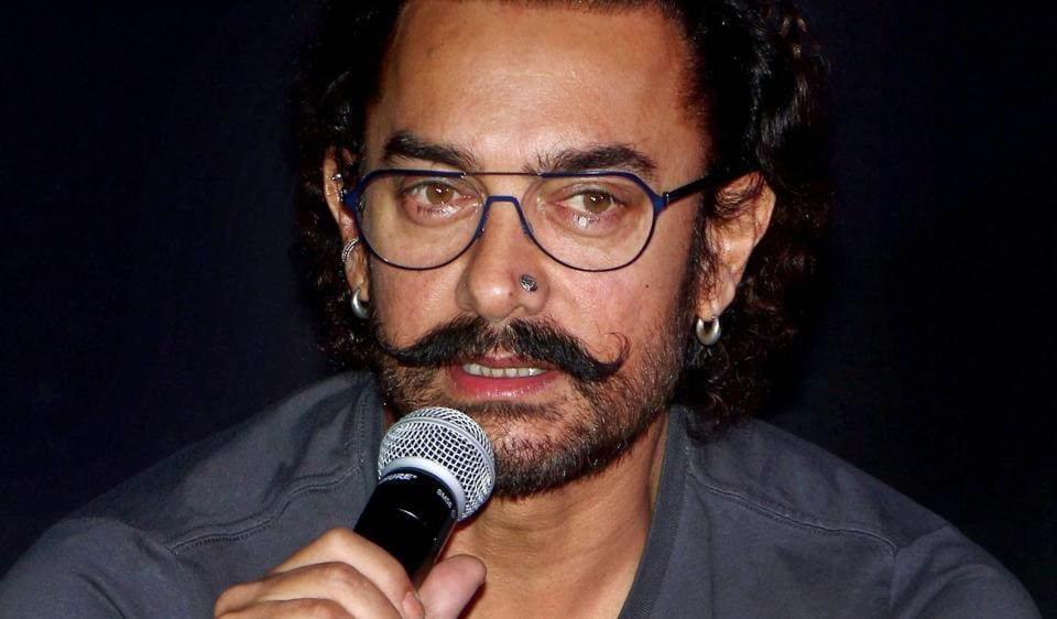 Aamir Khan will share the screen space with Amitabh Bachchan for the first time in Thugs of Hindostan.