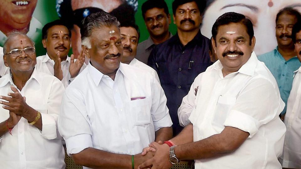 TTV Dinakaran's ouster was a pre-requisite for the merger of the Palanisami-Panneerselvam factions recently.
