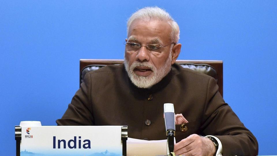 Prime Minister Narendra Modi, who was in China for the BRICS Summit, greeted the teaching community on Teachers' Day.