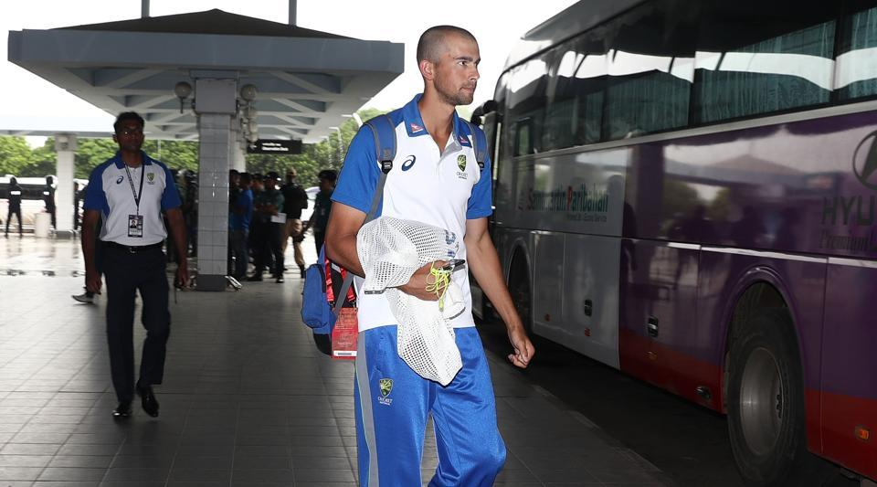 (Representative image)Despite the incident of a stone hitting the bus taking Australia cricket team players, who were returning after the first day's play of the second Test against Bangladesh cricket team, Cricket Australia has CA said it was happy with security measures that have been in place and the response from the Bangladesh authorities.