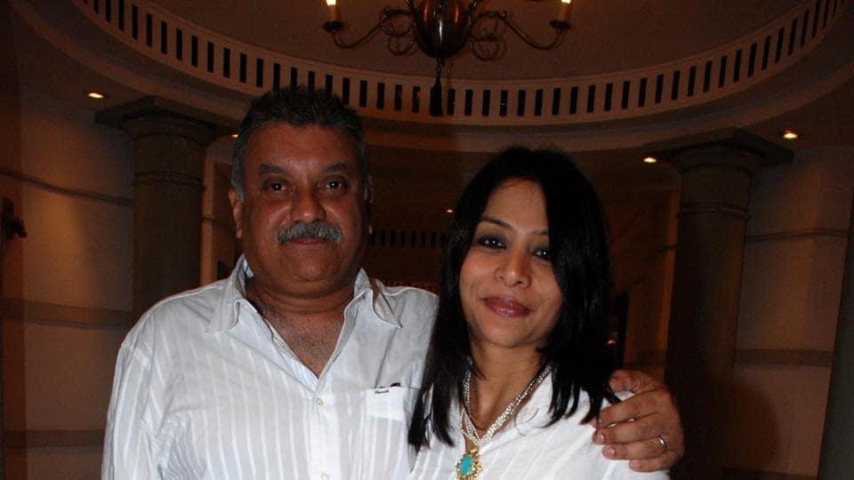 Peter and Indrani Mukherjea