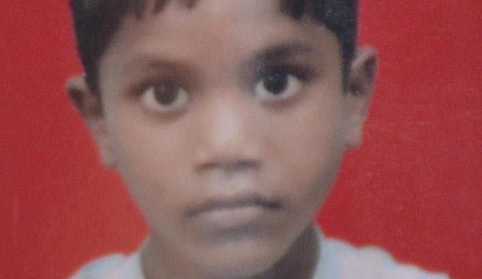 Eight-year-old Junaid was shot by Kale after he refused to fetch him a packet of cigarettes.