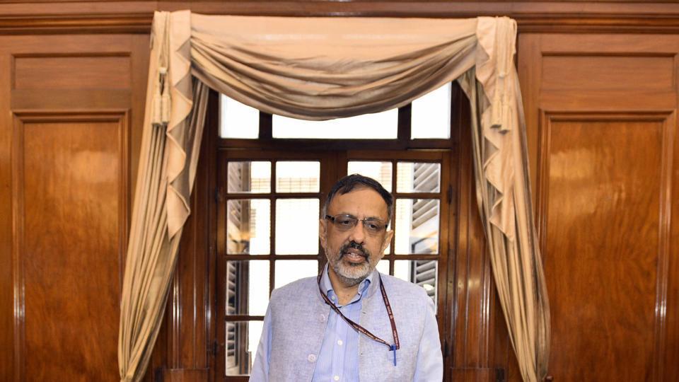 Union home ministry,Home secretary,Rajiv Gauba