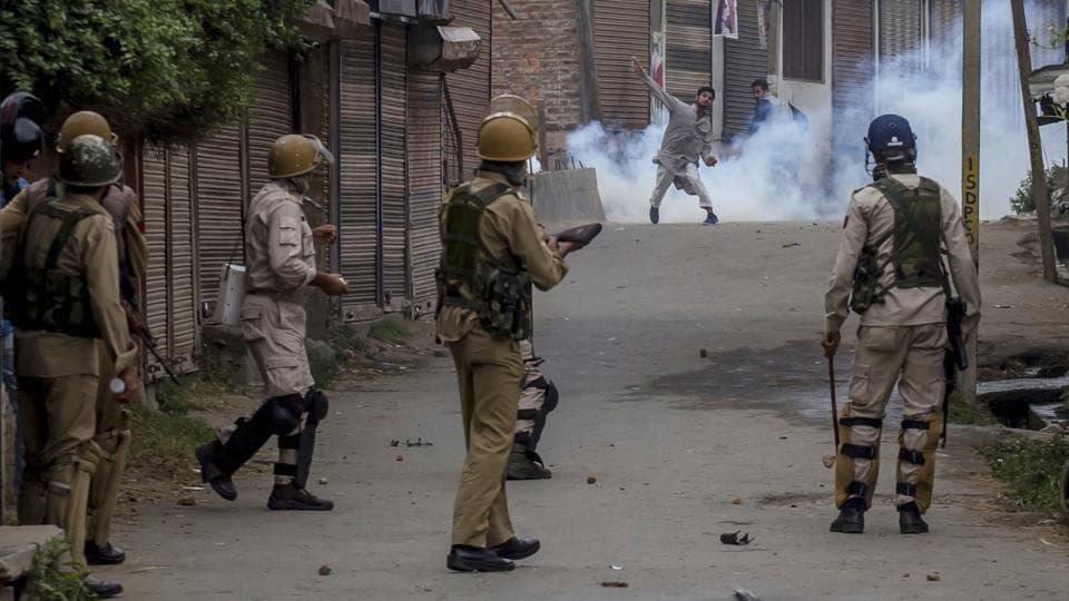 Jammu and Kashmir,Police,Resignation
