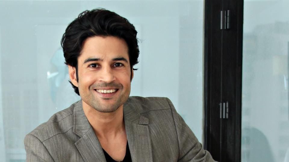 Actor Rajeev Khandelwal talks about being away from limelight  between his projects.
