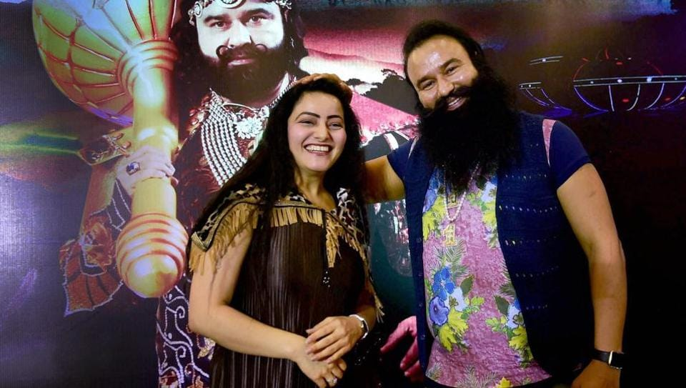 Honeypreet Insan, the adopted daughter of Gurmeet Ram Rahim Singh, has allegedly fled to Nepal.