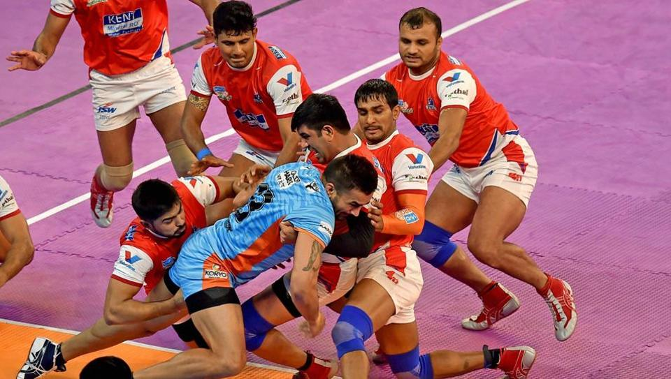 Patna Pirates and Haryana Steelers both registered wins in the Pro Kabaddi League on Tuesday.