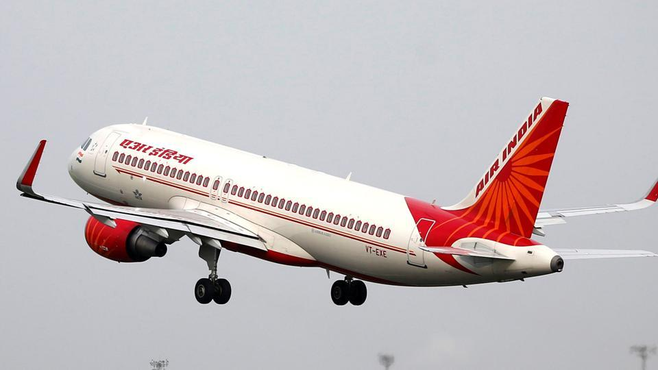 An Air India aircraft takes off from the Sardar Vallabhbhai Patel International Airport in Ahmedabad, India, July 7, 2017.
