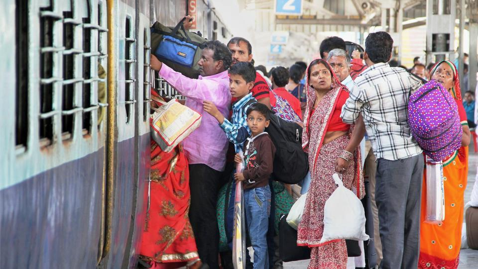 Passengers staged a protest at Agra Fort station, demanding the arrest of the TTE and delaying the train for more than an hour.