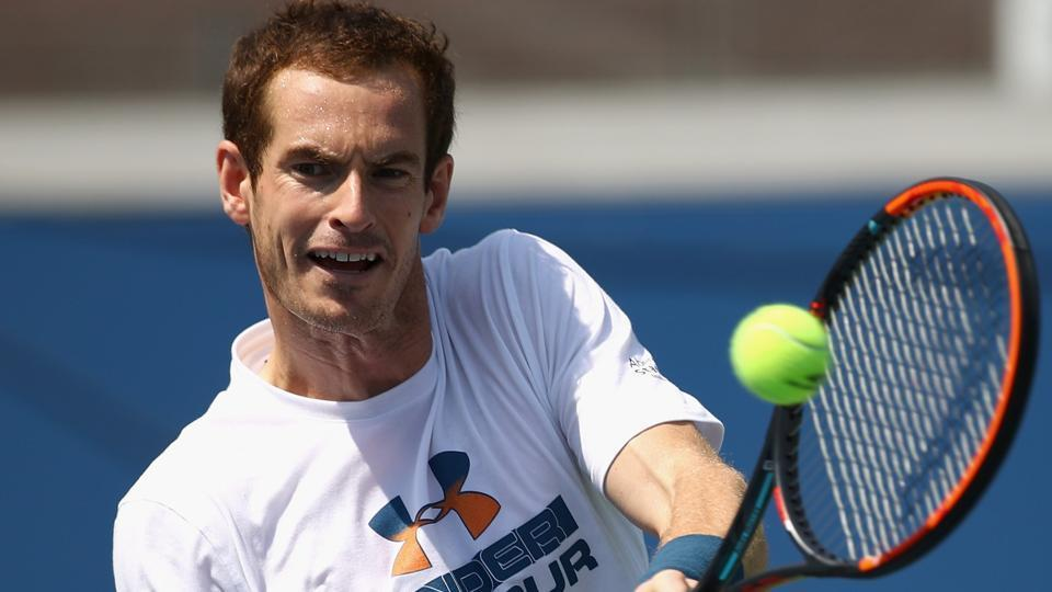 Andy Murray said he would begin his 2018 season in Brisbane in preparation for the Australian Open.